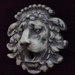 Орнамент Лъвска глава 2