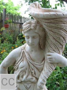 Рогът на изобилието - статуя 2