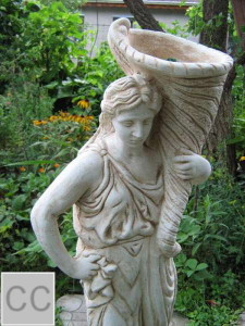 Рогът на изобилието - статуя 3