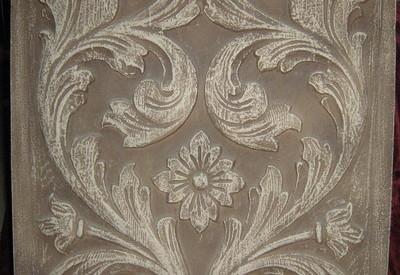 Декоративно пано (плочка) - Цвете 1