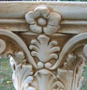 Колона интериорна (екстериорна) - орнаментирана 2