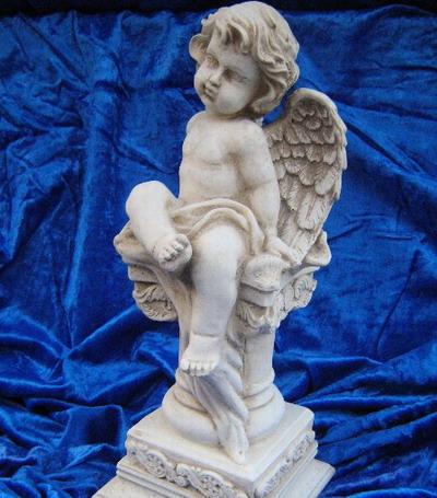 Статуетка Ангелче - 45 см. 1