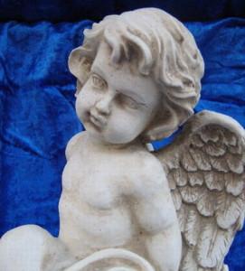 Статуетка Ангелче - 45 см. 2