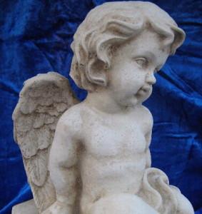 Статуетка Ангелче - 45 см. 4
