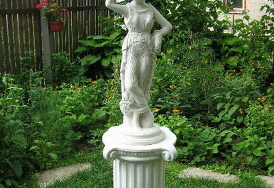 Статуя Танцьорката 1