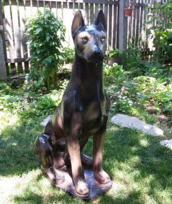 Статуя Куче 1