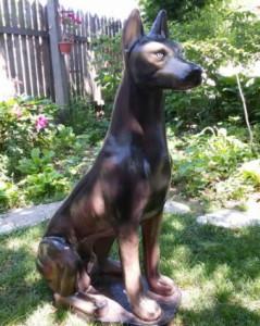 Статуя Куче 2