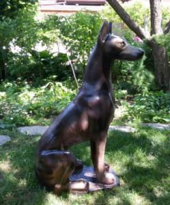 Статуя Куче 3